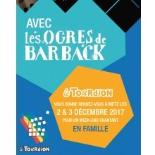 Week-end chantant avec les ogres de Barback