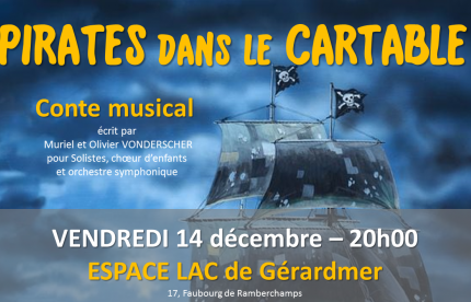 Pirates dans le Cartable / Gérardmer (88)