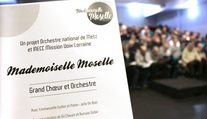 image pour Mademoiselle Moselle et le Graoully